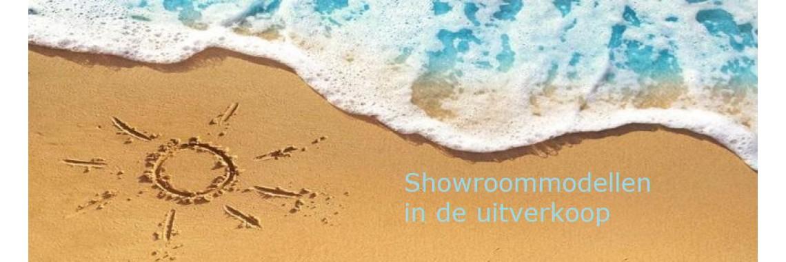 Showroommodellen Uitverkoop