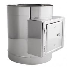 Rookkanaal Darco 150 Dw. Inspectie Sectie L = 500 mm