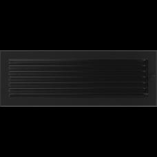 Convectierooster Black Afsluitbaar 17x49