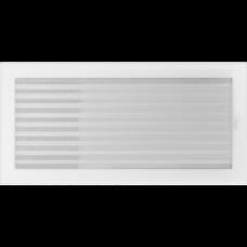 Convectierooster White afsluitbaar 22x45