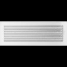 Convectierooster White afsluitbaar 17x49