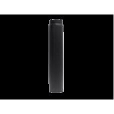 Kachelpijp 150 Staal 2 mm Sectie L= 1000 mm