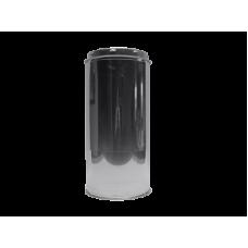 Rookkanaal 125 Dw. Sectie L = 500 mm