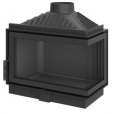 Inbouw Houtkachel  KFD Eco Max7 Rechts Glas Standard