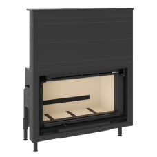 Inbouw Houtkachel KFDesign Linea H 1050 3.0