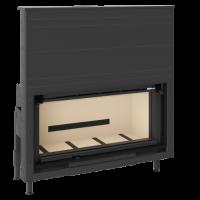 Inbouw Houtkachel KFDesign Linea H 1180 3.0
