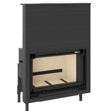 Inbouw Houtkachel KFDesign Linea H 920 3.0