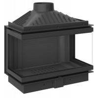 Inbouw Houtkachel  KFD Eco Max7 3F standard