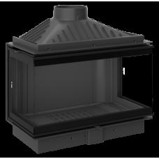 Inbouw Houtkachel  KFD Eco iMax 7 3F standard