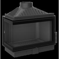 Inbouw Houtkachel  KFD Eco iMax7 Links Glas Standard